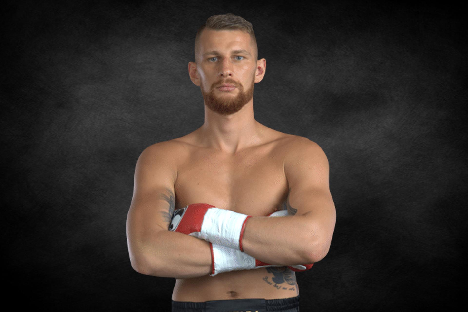 Andrzej Fonfara Hyper Fight Fitness