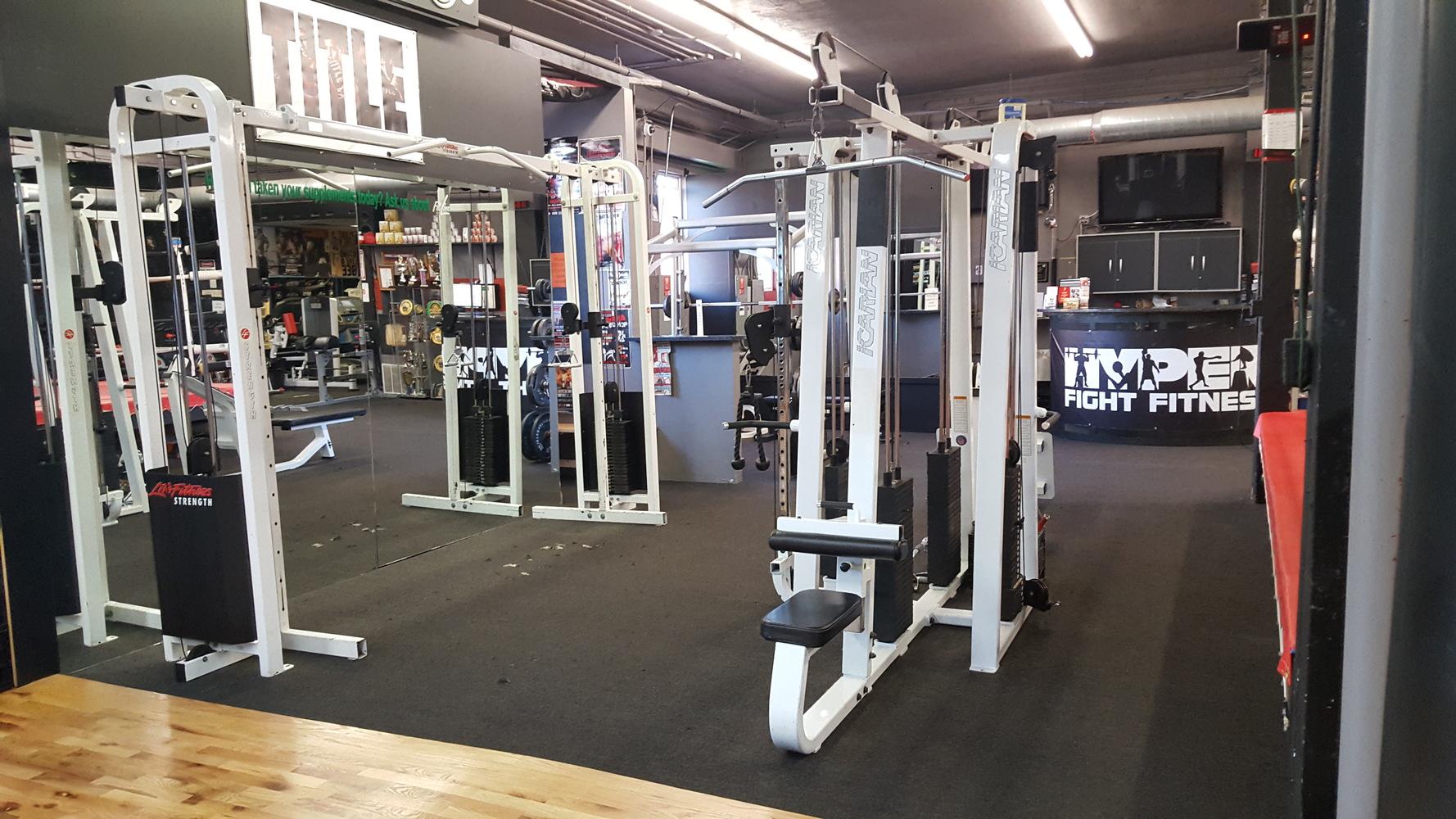 Open Gym - Hyper Fight Fitness